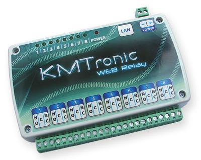 KMTronic IP 2 Relay