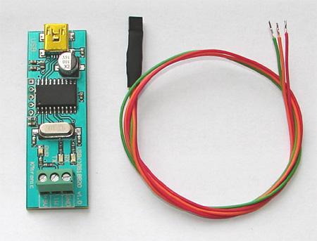 KMtronic Ltd: USB DS1820 Thermometer