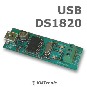 USB DS18B20 Thermometer