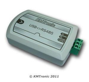 Adaptateur Convertisseur USB-RS485, FTDI Interface, BOX