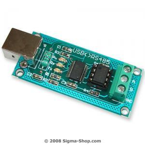 USB-RS485 Schnittstellen, FTDI Interface, PCB