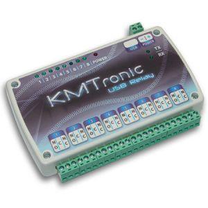 USB Relais Karte, 8 Relais relays, FTDI chip, BOX, 12V