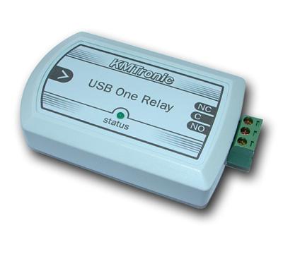 Kmtronic Ltd Usb Relay Controller One Channel